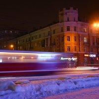 Трамвай-призрак :: Марина Щуцких