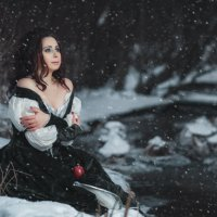белоснежка :: Ирина Симухова
