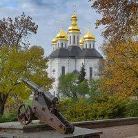 Катерининская церковь. :: Андрий Майковский