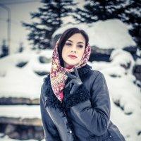 Зима :: Сергей Головацкий