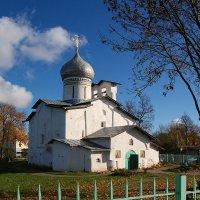 Церковь Петра и Павла с Буя :: Laryan1