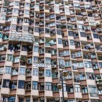 Окна в Гонконге :: Евгений Банных