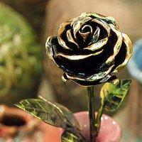 роза ручной работы :: Олег Лукьянов