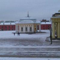 Ботный дом в Петропавловской крепости. (Санкт-Петербург). :: Светлана Калмыкова