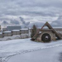 Торжок. Борисоглебский монастырь :: Марина Назарова