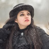 Викторианская эпоха в холодное время года. :: Николай Нестеренко