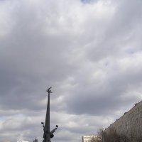 площадь Соловецких юнг :: Анна Воробьева