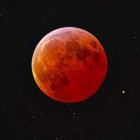 """""""Кровавая Луна"""" :: Aleks Ben Israel"""