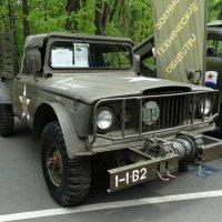 Kaiser Jeep M715 :: Павел WoodHobby