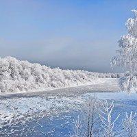 Высокий  берег. :: Валера39 Василевский.