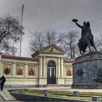 памятник А.В. Суворову :: Александр Корчемный