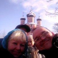 храм Донский монастырь :: Михаил Филатов