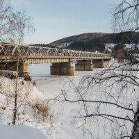 Манский мост :: Анатолий Соляненко