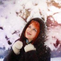 Зима :: Фотохудожник Наталья Смирнова