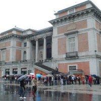 Мадрид.Дождь.Музей Прадо. :: Таэлюр