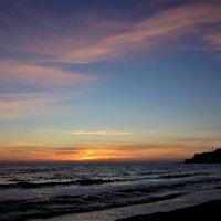Краски январского неба :: Виктория Попова