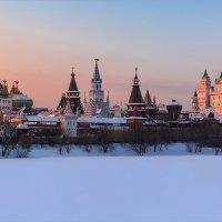 Измайловский кремль. :: Михаил Волков