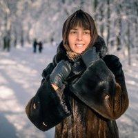 Соня на морозе :: Илья Шипилов