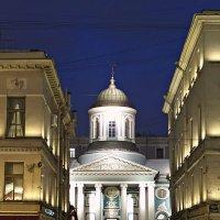 Церковь Святой Екатерины. :: Марина Харченкова