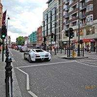 """Лондон ,когда полицейские  """" боби"""" ходили без оружия! :: Виталий Селиванов"""