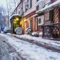 Бледный свет, и снова сумерки и темень... :: Ирина Данилова