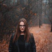 Темное пасмурное настроение :: Рина Москаленко