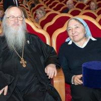 Протоиерей Влаидмир Волгин с матушкой. :: Анатолий Сидоренков