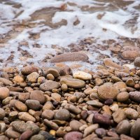 Камни и море :: Анатолий Мигов