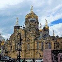 Церковь Успения Пресвятой Богородицы... :: Sergey Gordoff