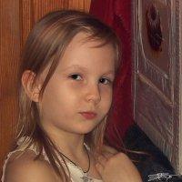 Юная модель :: Валерий Басыров
