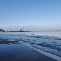 В феврале на море :: Маргарита Батырева