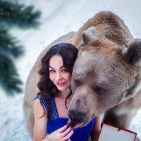 мишки любят конфетки :: Вилена Романова