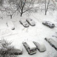 Друзья , и это всё в  Москве! :: Виталий Селиванов