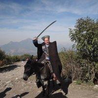 где-то в горах Кавказа :: Валерия Тарасова