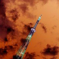 Башня :: Сергей Землянский