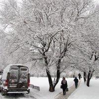 Снег идет :: Руслан Гончар