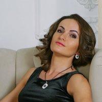Портрет в кресле :: Дмитрий Лебедихин
