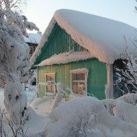 Сон дачных домиков! :: Андрей