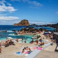 Пляж на Мадейре :: Eduard .