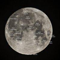 Лунные пятна :: Татьяна Губина