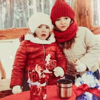 Зимняя фотосессия :: Наталья