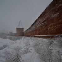 Смоленская Крепостная стена. :: Aleksandr Ivanov67 Иванов