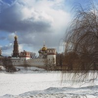 Зимним вечером :: Виктор Короткий