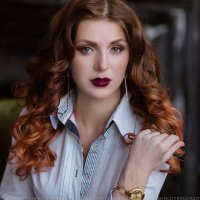 Анастасия :: Ekaterina Usatykh
