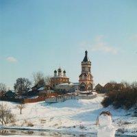 На солнечном берегу :: Виктор Короткий