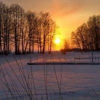 На закате :: Валентина Папилова