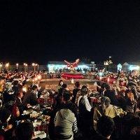 Концерт в ночной  пустыне ! :: Виталий Селиванов