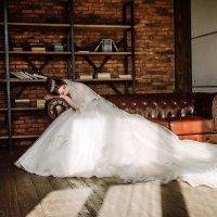 В ожидании жениха... :: Ксения Яровая