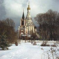 Зимний полдень :: Виктор Короткий