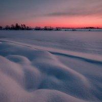 Снежная река :: Fuseboy